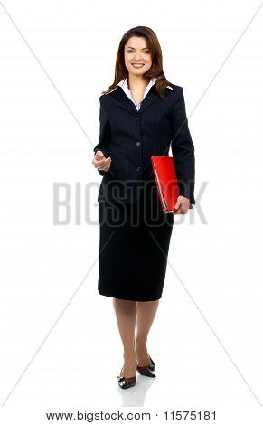 Business-Frau