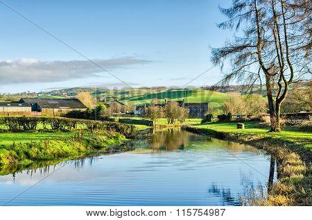 Lancaster Canal Cumbria