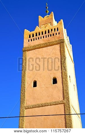 Muslim The History  Symbol  In Morocco
