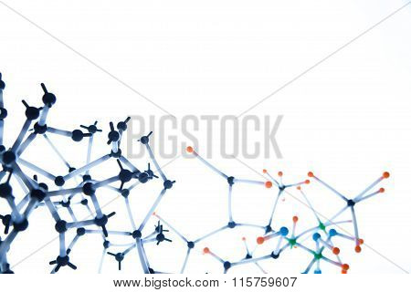 Abstract molecular structure
