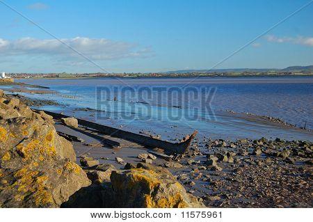 River Severn At Lydney