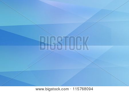 Blue Background Element