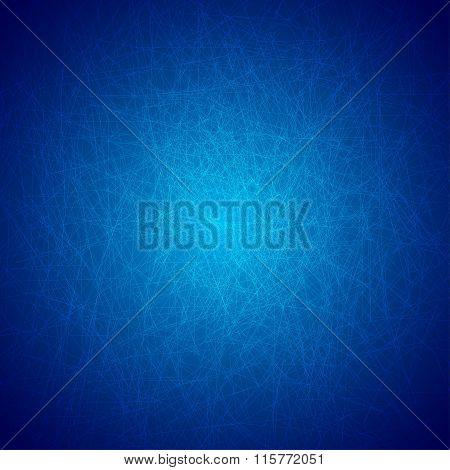 Grunge Texture Background Blue