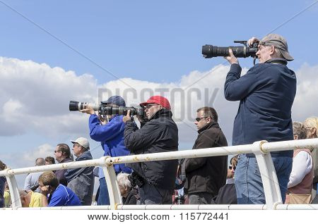 A group of photographys