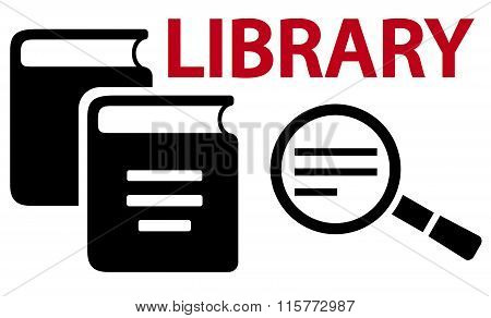 concept library icon