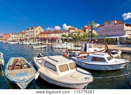 Stari Grad Waterfront Summer View