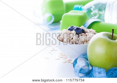 Healthy Food Lifestyle Concept