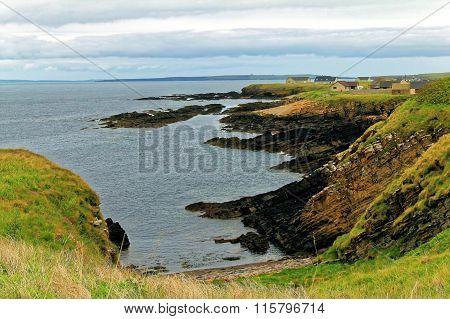 North Coast of Scotland, John o' Groats,  UK