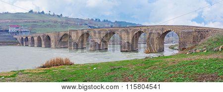 Panorama Of The Bridge