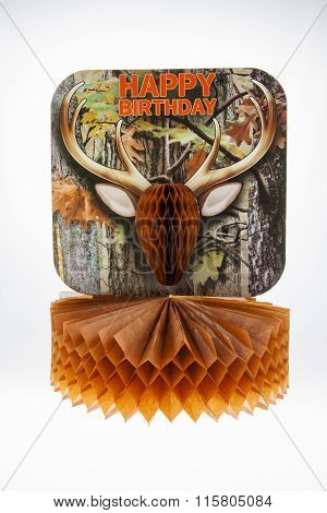 Camouflage Birthday