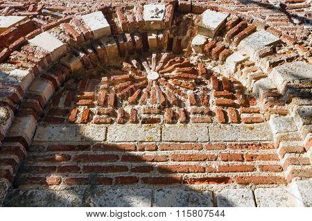 Church St. John Aliturghetos In Nessebar, Bulgaria.