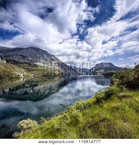Riano's lake 2