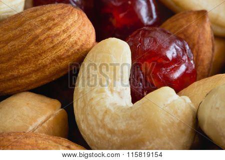 Walnut Fruit Mix
