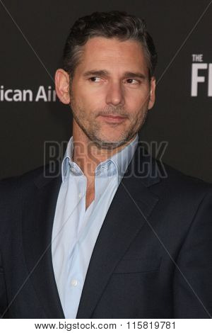 LOS ANGELES - JAN 25:  Eric Bana at the The Finest Hours World Premiere at the TCL Chinese Theater IMAX on January 25, 2016 in Los Angeles, CA