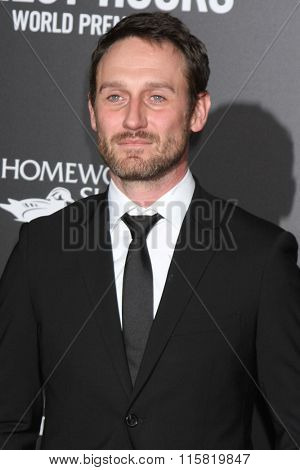 LOS ANGELES - JAN 25:  Josh Stewart at the The Finest Hours World Premiere at the TCL Chinese Theater IMAX on January 25, 2016 in Los Angeles, CA