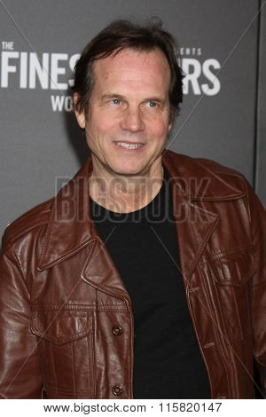 LOS ANGELES - JAN 25:  Bill Paxton at the The Finest Hours World Premiere at the TCL Chinese Theater IMAX on January 25, 2016 in Los Angeles, CA