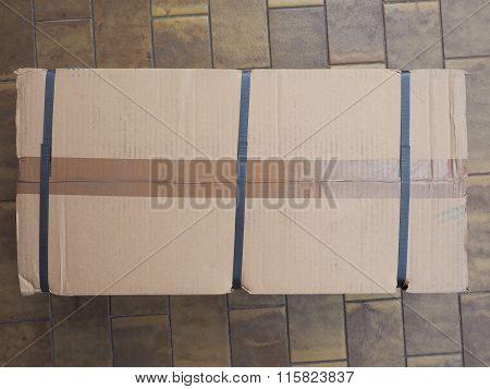 Corrugated Cardboard Background