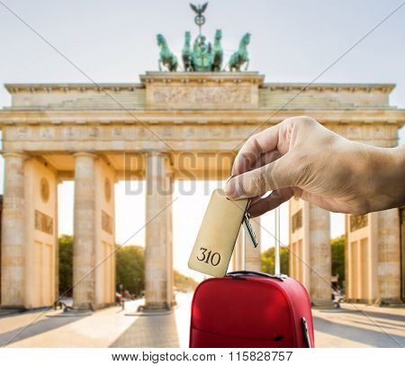 Get A Hotel In Berlin