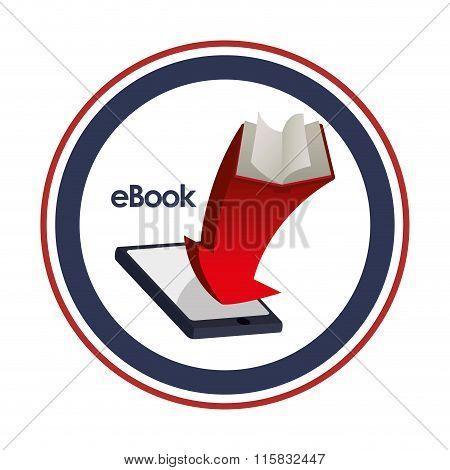 eBook icon design