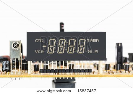 Vcr Timer