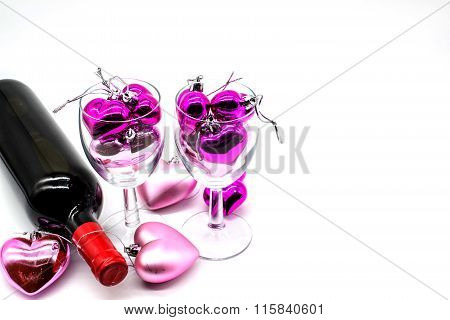 Wine For Valentine And Sweetest Day