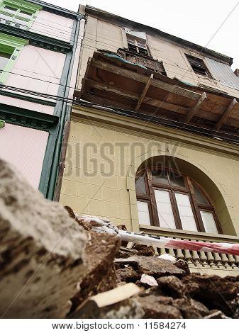 Earthquake Of Chile February 2010 In Valparaiso 21