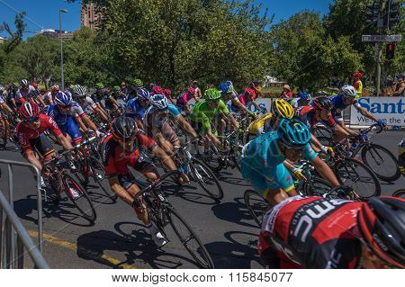 Adelaide Tour Down Under 2016