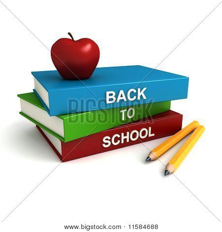 Voltar para a escola novamente
