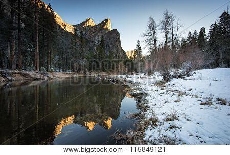 Three Brother, Yosemite