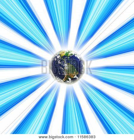 Planet Earth Vortex