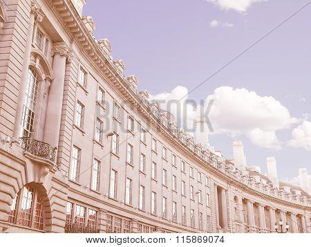 Regents Street, London Vintage