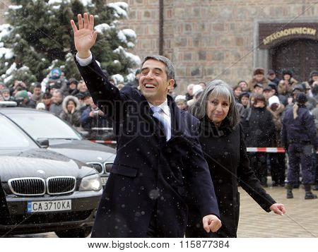 Bulgaria President Election Plevneliev