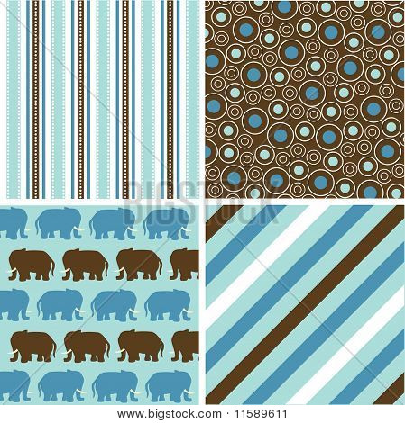 seamless patterns, fabric texture