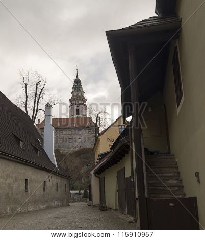 Small Beautiful Cesky Krumlov