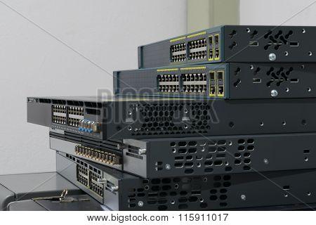 Network Switch Hub