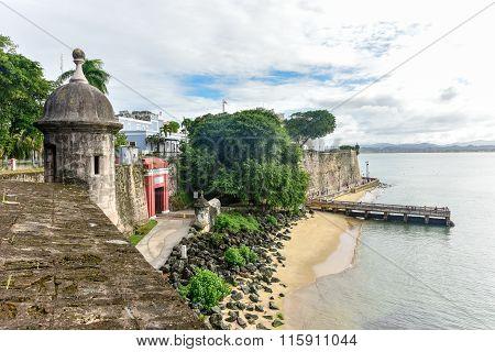 San Juan Coast - Paseo De La Princesa