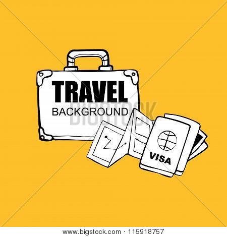Travel Background
