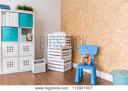 Child Would Love Room In This Style