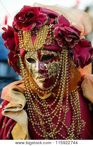 Carnival of Venice, Venetian Mask