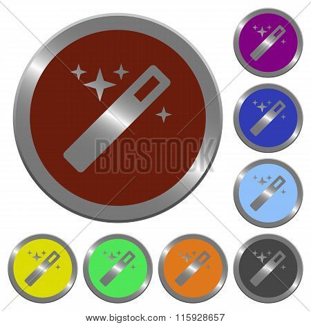 Color Magic Wand Buttons