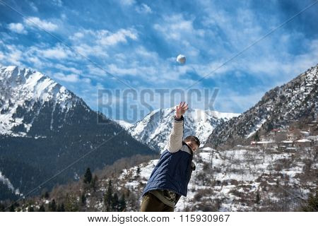 Having Fun with Snowball