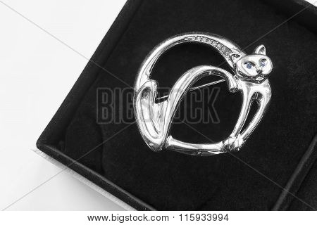 Brooch In A Box