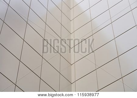 The Walls Of A Skyscraper
