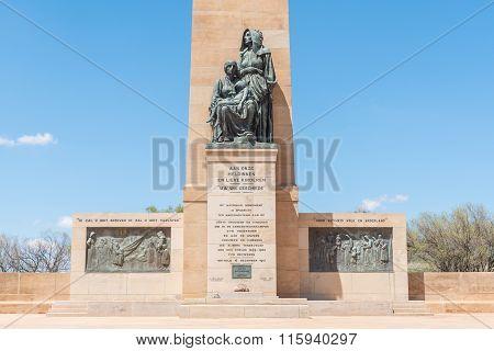Womens Memorial Bloemfontein