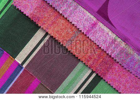 interior color fabric design selection