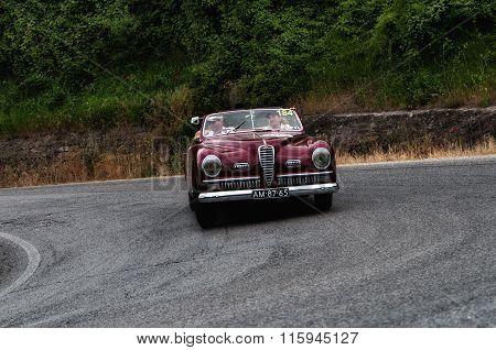 ALFA ROMEO 6C 2500 SS Cabriolet Pinin Farina