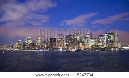 Financial District Panorama