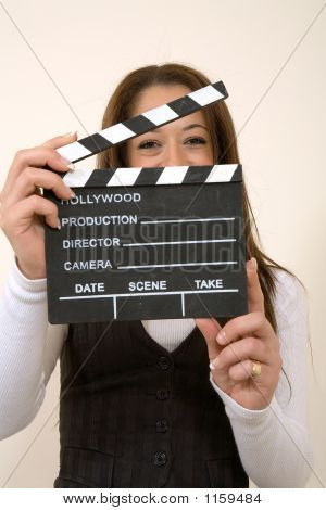 Clapperboard 3