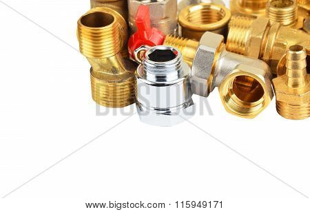 Set Of Plumbing Fitting