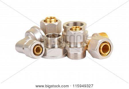 Set Of Plumbing Fitting